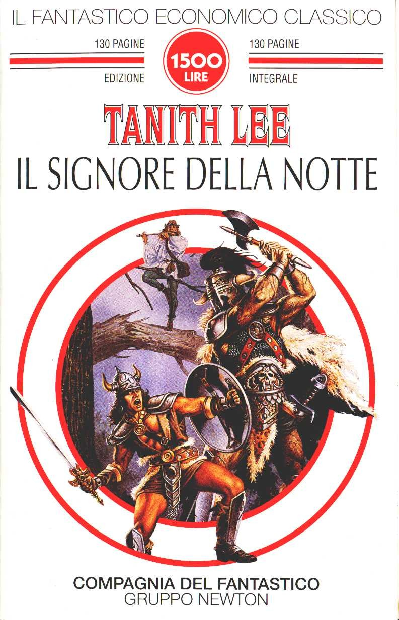 Tanith Lee Bibliography - Night\'s Master
