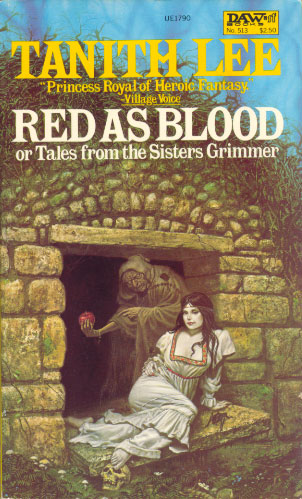 Red As Blood, or, Tales From The Sisters Grimmer