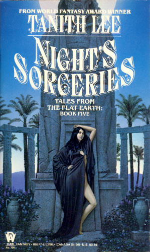 Night's Sorceries: A Book Of The Flat Earth