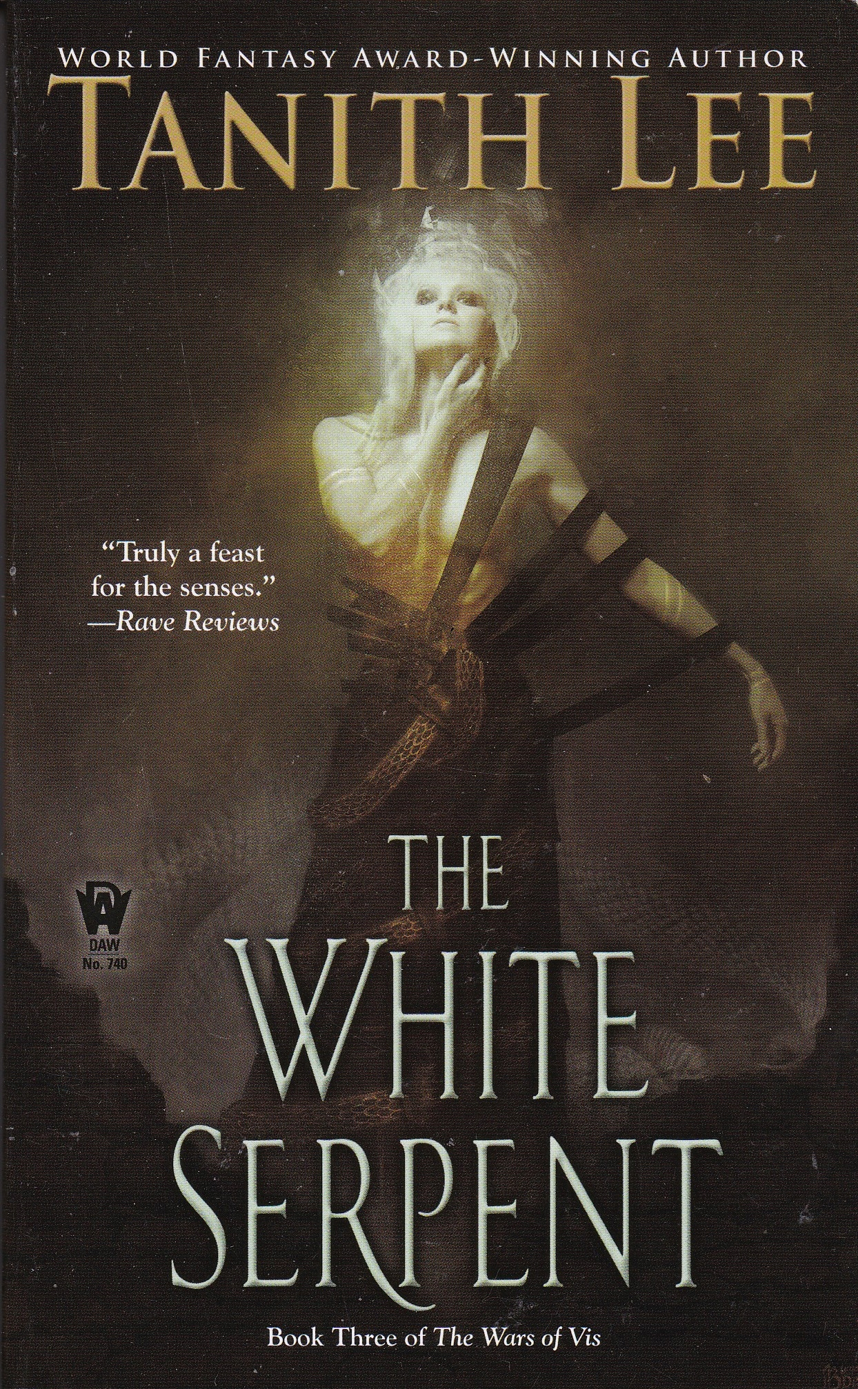 The White Serpent: A Novel Of Vis